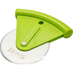 Cortador de pizza verde