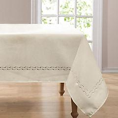 Mantel rectangular 160x230 cm crudo