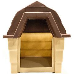 Casa para perro chica 45x62x50 cm