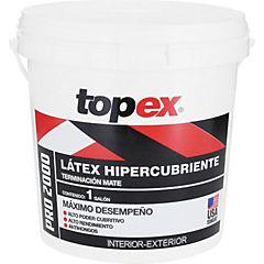 Látex pro 2000 base blanco 1 galón