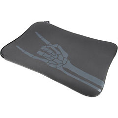 Funda de neopreno para notebook de 15,6'' gris