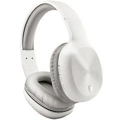Audífonos bluetooth on-ear blanco