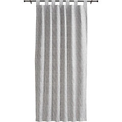 Cortina black out Indo 140x230 cm gris