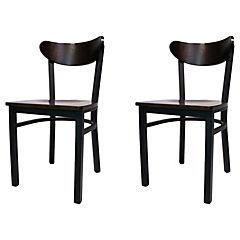Set de 2 sillas