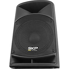 Caja acústica activa amplificada clase d