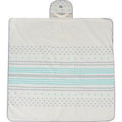 Manta picnic base impermeable indio 142x142 cm