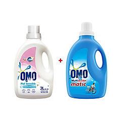 Combo Detergente líquido para piel sensible 3 Lts + Detergente líquido 3 Lts