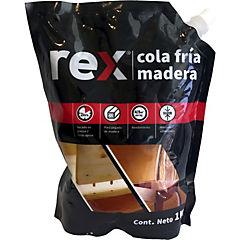 Cola fría madera doy pack 1 kg