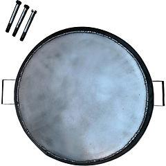 Disco arado auténtico con tapa para cocinar/ paellero