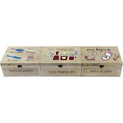 Caja accesorios 18x25x11 cm
