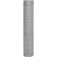 0.6x10 m Malla 3/4''  hexagonal galvanizada