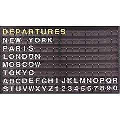 Canvas Aeropuerto 40x70 cm