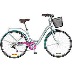 Bicicleta 26 street lady verde claro  / verde