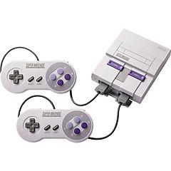 Consola Super Nintendo SNES Mini