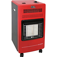 Turbo calefactor infrarrojo GR-2800ET