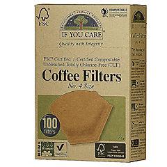 Filtro café  N4 100 unidades