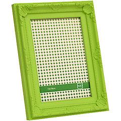 Marco 10x15 cm Plástico Antique  Verde