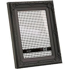 Marco 10x15 cm Plástico Antique Negro