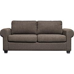 Sofá cama 200x92x90 cm arcilla