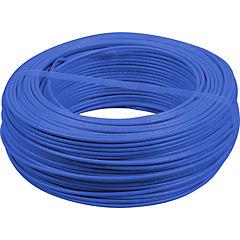 Cable thhn plus 14 awg azul rollo 100 ml