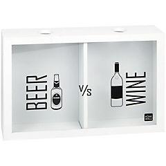 Caja Beer V/S vino