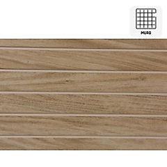 Cerámica muro urbana 31,6x45,2 cm beige 1,57 m2
