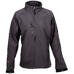 Softshell Andres Mujer gris Medio talla L