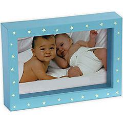 Marco box color 13x18 cm celeste