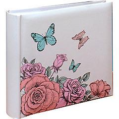 Album de fotos mariposas 13x19 cm 200 fotos con memo