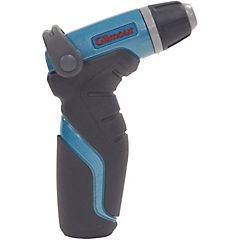Pistola de riego con gatillo pulgar, mango ergonomico