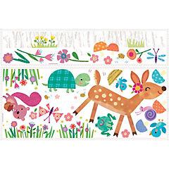 Sticker para muros Bambi y amigos