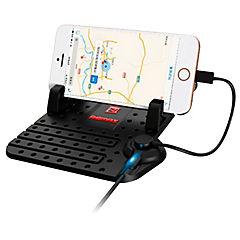 Soporte magnetico para celular con cargador