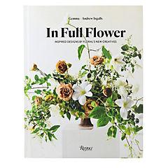 Libro floristería in full flower