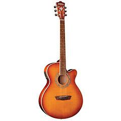 Guitarra electroacústica ea15/itb