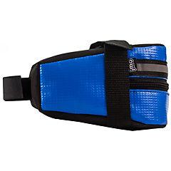 Bolso sillin impermeable azul