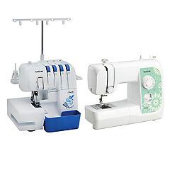 Combo overlock 3534d + maquina de coser js2135