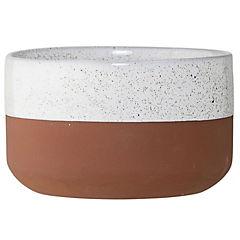 Bowl blanco terracota 13 cm