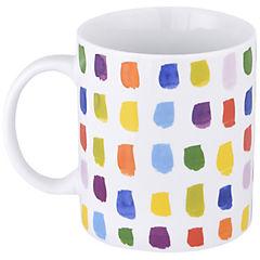 Set 4 tazones - splash of colours