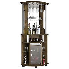 Bar 1,78x80x45 cms madera rústica