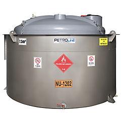Estanque combustible gravitank diesel 7.500 lts.