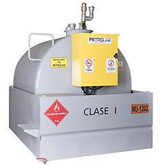 Estanque combustible tank fuel diesel 220 v 9.000 lts.