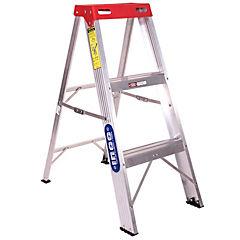 Escalera tijera aluminio 3¿ domestica