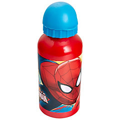 Botella Aluminio 400 ml spiderman