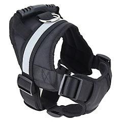 Arnés ajustable ergonómico para perros ,negro