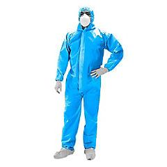 Buzo protector azul