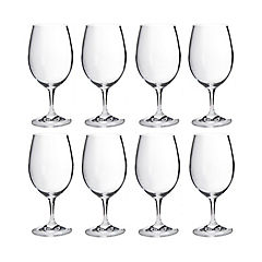 Set 8 copas vino cristal Magnum 530 ml