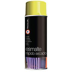 Set 6 Spray esmalte sintético brillante 485 ml amarillo oro