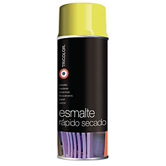 Set 6 Spray esmalte sintético brillante 485 ml azul ultramar