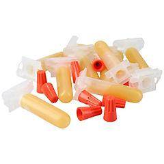 Cápsula de grasa para union de  cables valvulas solenoide (10 un)