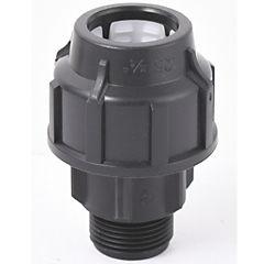 Conector he 25 mm-3/4